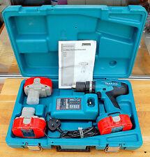 ❤️ Makita®  8391D 18V Cordless Combi Hammer Drill  x 3 Batts & Charger