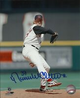 Norm Charlton 1990 World Series Champs Cincinnati Reds Signed 8x10 Photo COA