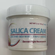 Salica Cream Anti Acne Treatment Pimple Remover 2oz NEW