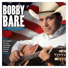 Bobby Bare - All American Boy (2019)  2CD  NEW/SEALED  SPEEDYPOST