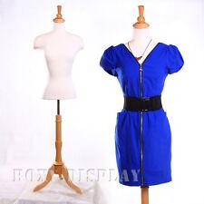 Female Size 4 6 Mannequin Manequin Manikin Dress Form 22sdd01 Jfbs 01nx