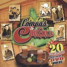 Oro Norteno,El Lobito de Sinaloa,Chuy Vega,Jessie Morales,Edgar Aguilar CD New
