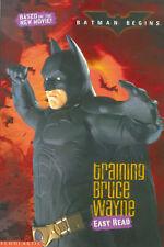 Training Bruce Wayne Easy Reader (Batman Begins), , New Book
