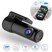 1080P WiFi Camera Car DVR Camcorder Dash Cam Video Recorder 170° Night