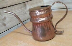 Vintage & Retro - Mid Century - Copper Bonsai Cactus House Plant Watering Can
