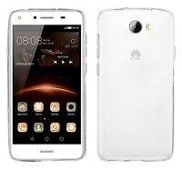 Cover Trasparente per Huawei Y5 II 2 Custodia Morbida Sottile Leggera o PANNO