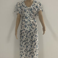 1970s-80s Jonathan Summers Of Sydney Flattery Dress Pattern Size 16