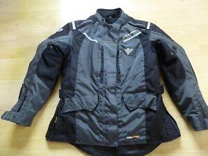 Neuwertig! Textil-Motorradjacke von Cycle Spirit für Damen mit Gr. 46