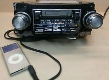 1978-1987 Chevy Truck Blazer GM Delco AM FM Stereo Cassette with aux input