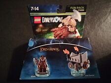 Lego Dimensions 71220 -Le Seigneur des Anneaux - Gimli Neuf