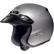 Shoei Men's Open Face Plain Motorcycle Helmets