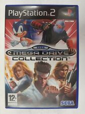 PS2 SONY PLAYSTATION 2 SEGA MEGADRIVE COLLECTION