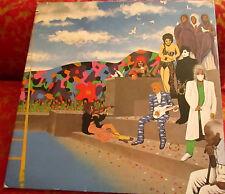 ORIGINAL 1985 PRINCE AROUND THE WORLD IN A DAY LP VINYL VG+ VG