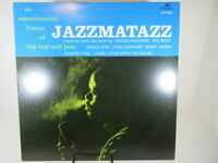 "Guru ""Jazzmatazz Volume 1"" Hip Hop Jazz LP Chrysalis NM cover NM re-issue"