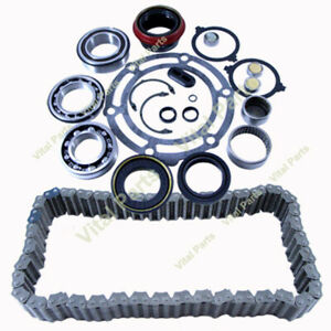 Chevrolet GMC Transfer Case Rebuild Bearing and Chain Kit Magna Steyr 2007-2011