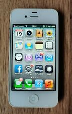 VERY RARE - Original Apple iPhone 4s 16GB White IOS 6.1.3 Unlocked A1387 GSM/324