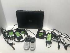 Direct Tv Satellite Cable Tv Box Bundle Hr44-200 and Genie C51-100 & 2 Remotes