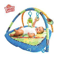 Bright Stars Hop Along Friends Play Mat Newborn Baby Toddler Activity Gym