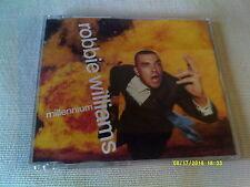 ROBBIE WILLIAMS - MILLENNIUM - UK CD SINGLE