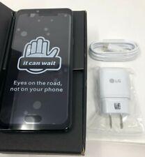 Unlocked LG G8 Thinq - 128GB LM-G820UM Grey AT&T Unlocked GSM Phone