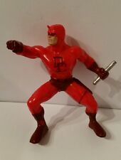 "MARVEL UNIVERSE - Daredevil 4"" Action Figure Toy Marvel Yolanda 1996 Retro Rare"