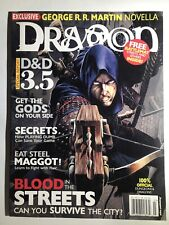 Dragon Magazine #305 TSR AD&D TSR Dungeons & Dragons D&D With Original Inserts