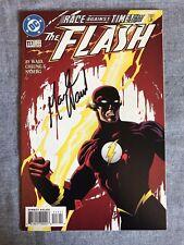 Flash 117 Signed Mark Waid DC Comics NM/NM+