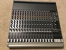 Mackie 1604-VLZ3 16 Channel Mixer Live Sound