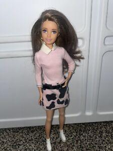 Barbie Skipper doll brown hair babysitters club Barbie Sister