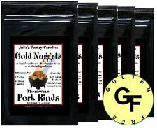 Microwave Pork Rinds 6 - 1 Lb Pkgs Each package makes 2 Gallons when cooked