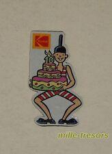 MAGNET KODAK - Kodakette Jean Paul GOUDE pour les 10 ANS du 1er JETABLE