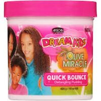 AFRICAN PRIDE DREAM KIDS OLIVE MIRACLE QUICK BOUNCE DETANGLING PUDDING 425 G