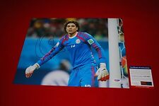 GUILLERMO OCHOA mexico world cup soccer signed PSA/DNA 11X14 photo 7
