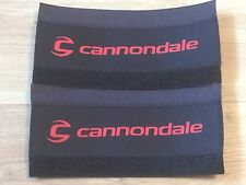 2 x NEOPRENE BICYCLE ACCESSORIES BIKE CHAIN STAY FRAME PROTECTOR FOR CANNONDALE