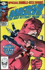 Marvel Daredevil #181 (1982) ..Spoiler ..The Death Of Elektra - No stock images