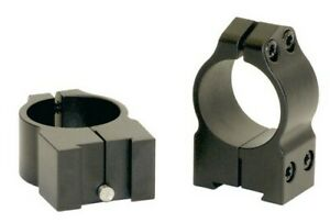 Warne Maxima Scope Rings for Tikka 1 Inch High 2TM