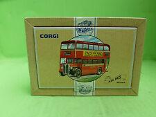 CORGI TOYS 97062 AEC BUS DOUBLE DECKER - BOX ONLY -