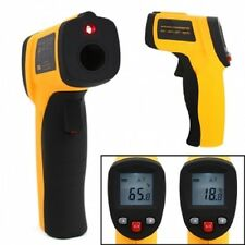 DIGITAL NON NO TOUCH THERMOMETER INFARED IR LASER TEMPERATURE READER GUN TOOL