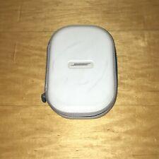 Bose Hard Carry Case For QuietComfort 35, I, II Headphones QC35 Good White