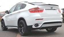 BMW E71 E72 X6 SUV X Series Rear Boot Trunk Spoiler Lip Wing Sport Trim Lid M-
