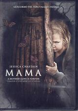 Mama (DVD) - Guillermo Del Toro - Jessica Chastain - Horror