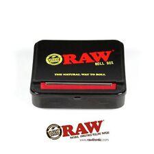 RAW METAL ROLL BOX  Automatic Cigarette Rolling Machine 70mm Single Wide Size