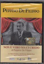 dvd IL TEATRO DI PEPPINO DE FILIPPO HOBBY & WORK Non è vero ma ci credo