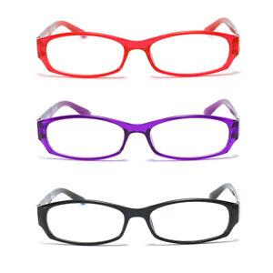 Filter Blue Light Blocking Reading Glasses Spring Hinges Readers +1.0~4.0  B