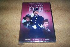 DVD HERCULE POIROT NO 18 SAISON 5 EPISODEs 7 & 8 ET BONUS NEUF
