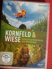 Kornfeld und Wiese - Entdeckungsreise durch eine Wunderwelt (DVD ), echt toll