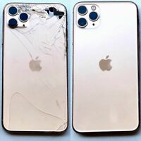 Apple iPhone 11 Pro/Pro Max Cracked Back Glass Repair Service Same Day Return