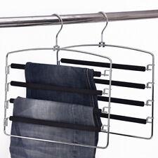 Magic Clothes Hangers Multifunctional Space Saver Closet Organizer Pants Hanger
