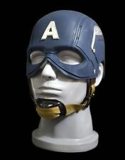 1/1 Cattoys Mask Helmet For Civil War Captain America Cosplay VER.NEW