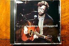 Eric Clapton - Unplugged  - CD, VG